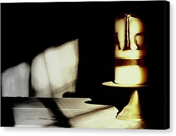 Gods Candle.. Canvas Print by Al  Swasey