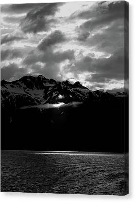 God's Spotlight Canvas Print