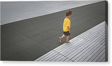 Going Places Canvas Print by Scott Norris