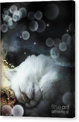 Golden Dreams Canvas Print