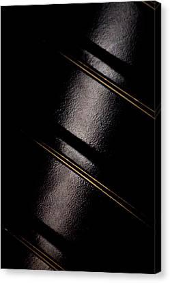 Golden Line Canvas Print by Paul Job