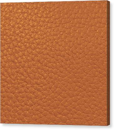 Canvas Print featuring the painting Golden Sparkle Leather Look Background Texture On Gifts Christmas Holidays Birthday Mom Dad Sister  by Navin Joshi