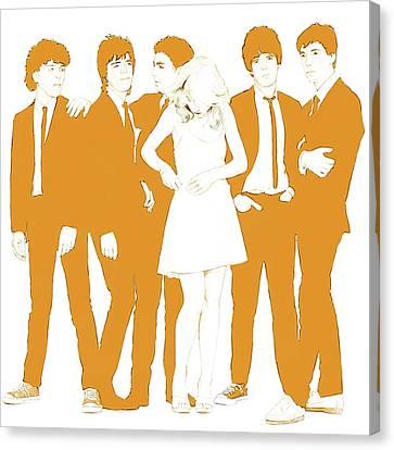Goldie Canvas Print by Kurt Ramschissel