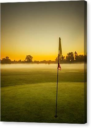 Golf Dreams Canvas Print