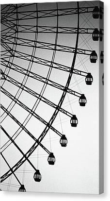 Gondola Canvas Print by Snap Shooter jp