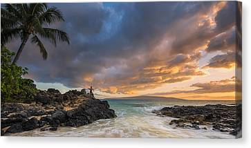 Gone Fishing Canvas Print by Hawaii  Fine Art Photography