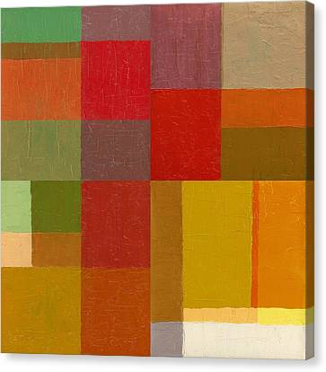 Good Colors 6.0 Canvas Print by Michelle Calkins