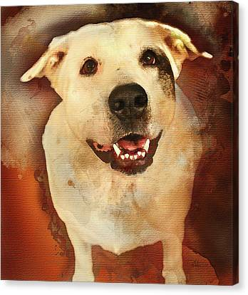 Good Dog Canvas Print