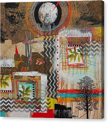 Good Energy  Canvas Print by Laura Lein-Svencner