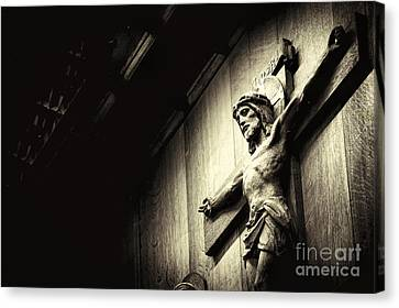 Good Friday Canvas Print by Tim Gainey