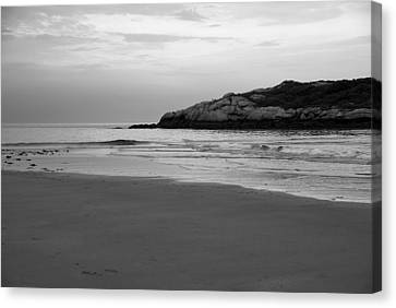 Good Harbor Beach Canvas Print