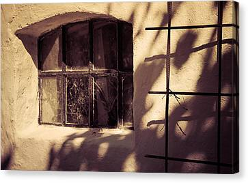 Canvas Print featuring the photograph Good Old Sun by Odd Jeppesen
