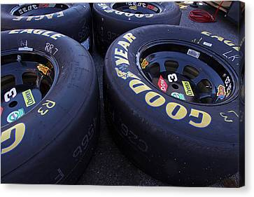 Good Year Tires Canvas Print by Juergen Roth