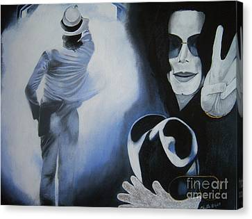 Goodbye Mr. Jackson Canvas Print