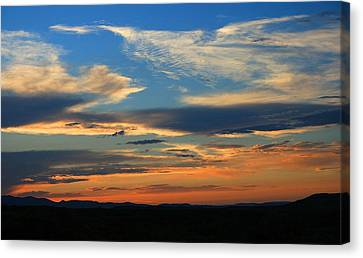 Goodnight Arizona Canvas Print