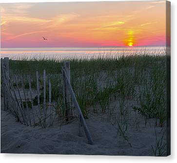 Goodnight Cape Cod 2015 Canvas Print