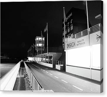 Goodwood Motor Circuit Canvas Print