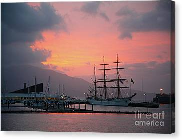 Gorch Fock Canvas Print by Gaspar Avila