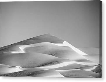 Gordon Wells Dunes Canvas Print by Peter Tellone