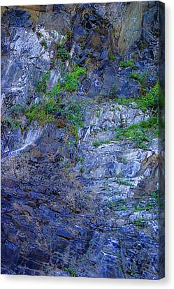 Canvas Print featuring the photograph Gorge-2 by Dale Stillman