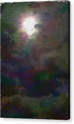Canvas Print - Gorgeous Night Sky by Karen Nicholson