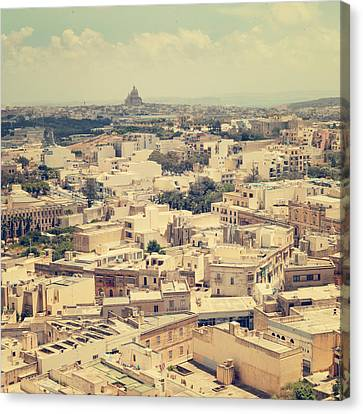 Maltese Canvas Print - Gozo by Cambion Art