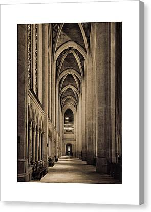 Grace Cathedral No. 2 16x20 Promo Canvas Print