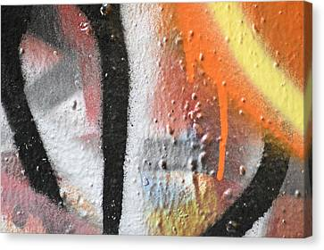 Graffiti Art 13 Canvas Print by Cindy Nunn