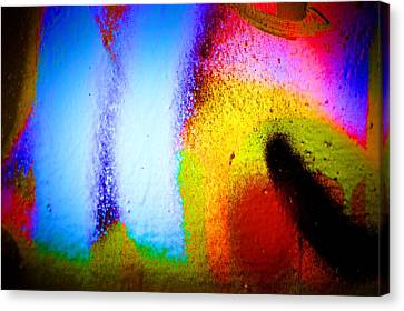 Graffiti Art 59 Canvas Print by Cindy Nunn