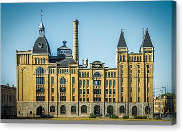Grain Belt Brewery Canvas Print
