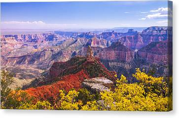 Grand Canyon National Park Canvas Print - Grand Arizona by Chad Dutson
