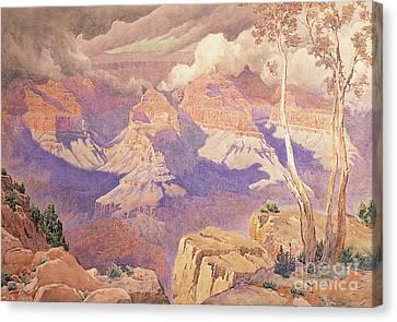 Grand Canyon, 1927  Canvas Print