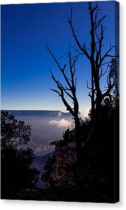 Canvas Print featuring the photograph Grand Canyon 34 by Donna Corless
