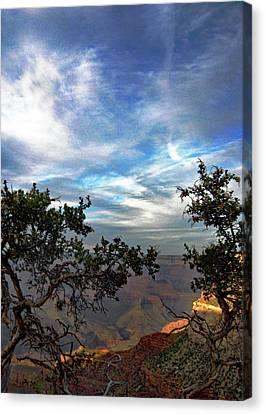 Grand Canyon Canvas Print - Grand Canyon No. 4 by Sandy Taylor