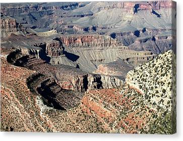 Grand Canyon Greatness Canvas Print by Paul Cannon