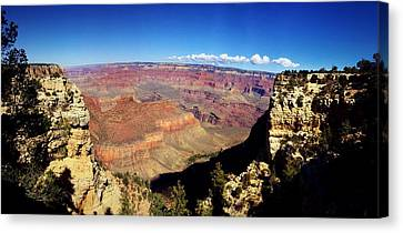Grand Canyon  Canvas Print by Jennifer Lopez