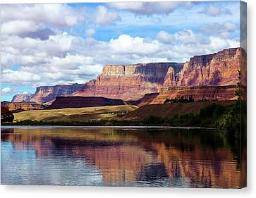 Grand Canyon Canvas Print by Mary Frustaci