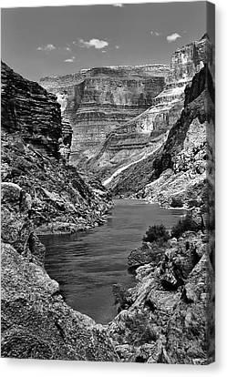 Grand Canyon Vista Canvas Print