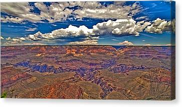 Grand Canyon Canvas Print by William Wetmore