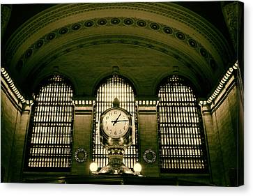 Ceiling Canvas Print - Grand Central  by Jessica Jenney