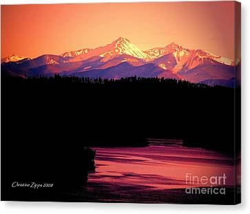 Grand Lake Canvas Print