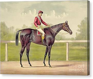 Grand Racer Kingston Canvas Print