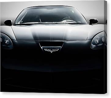 Grand Sport Corvette Canvas Print by Douglas Pittman