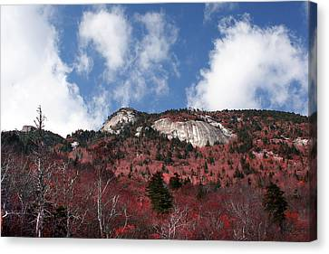 Grandfather Mountain East Side Canvas Print