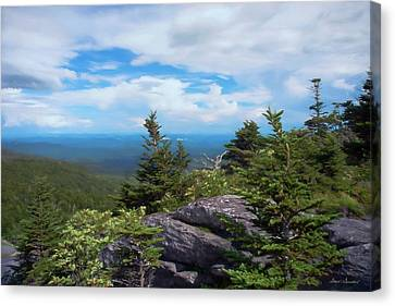 Grandfather Mountain Canvas Print
