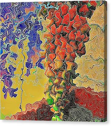 Grape Canvas Print