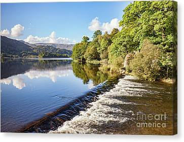 Grasmere, Lake District National Park Canvas Print by Colin and Linda McKie