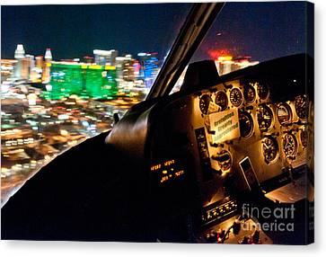 Gratuities Greatly Appreciated Canvas Print by Andy Smy