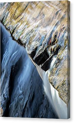 Gravity Canvas Print by Paul Malcolm