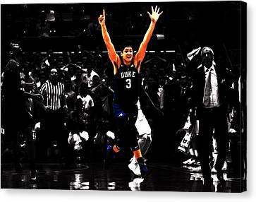 Grayson Allen Canvas Print by Brian Reaves